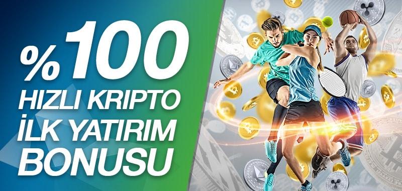 hızlı kripto ilk yatırım bonusu
