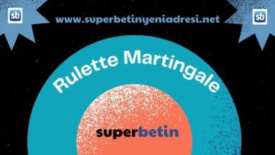 Rulette Martingale