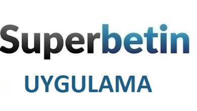 Superbetin Uygulama